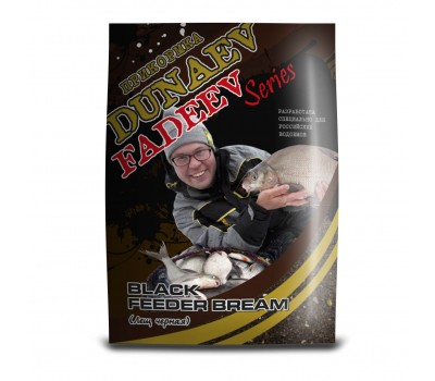 DUNAEV-FADEEV 1кг Feeder Bream Black