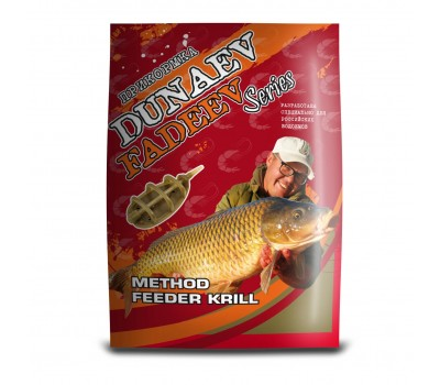 """DUNAEV-FADEEV"" 1кг Method Feeder Krill"