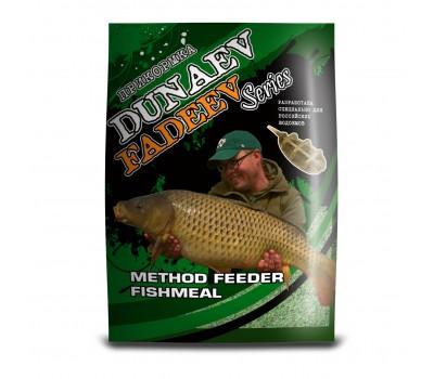 """DUNAEV-FADEEV"" 1кг Method Feeder Fishmeal"