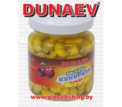 "Насадка - ""DUNAEV"" / (Кукуруза) / «СЛИВА» _ стеклобанка 100 мл."
