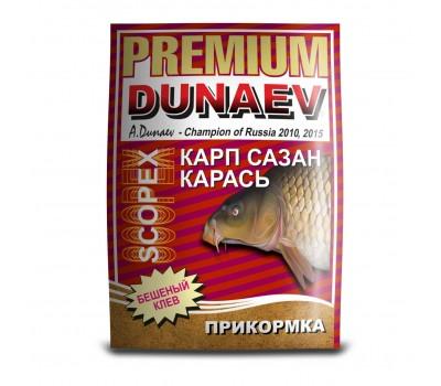 """DUNAEV-PREMIUM"" 1кг Карп-Сазан Скопекс"