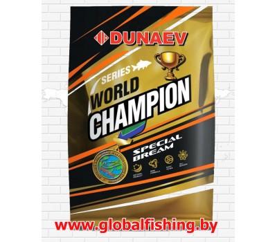 """Прикормка - """"DUNAEV"""" / (WORLD CHAMPION) / «Special Bream» 1 кг."""