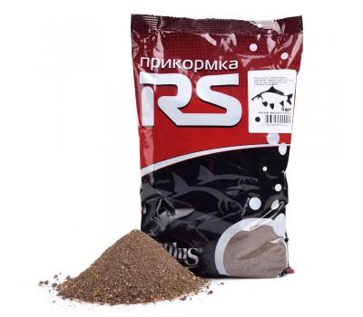 Прикормка RS Карп черный мелкого помола