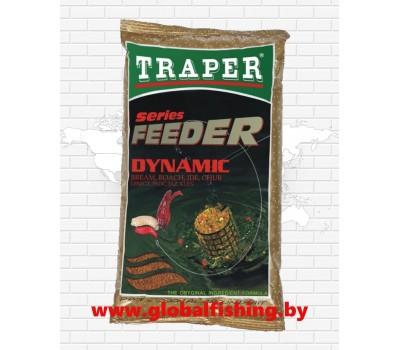 """Прикормка - """"TRAPER"""" ( FEEDER ) « Feeder / Dynamic » ."""