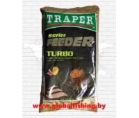 """Прикормка - """"TRAPER"""" ( FEEDER ) « Feeder / Turbo » ."""