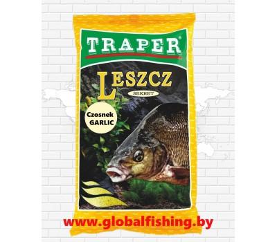 """Прикормка - """"TRAPER"""" ( Sekret ) « Leszcz / Czosnek » ."""