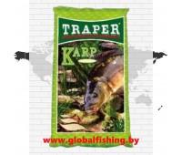 """Прикормка  - """"TRAPER"""" ( ПОПУЛЯРНАЯ )  «Karp» ."""