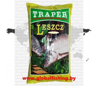 """Прикормка  - """"TRAPER"""" ( ПОПУЛЯРНАЯ )  «Leszcz» ."""