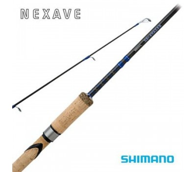 Спиннинг Shimano Nexave 2.70м. тест: 14-40 гр.