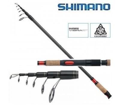 Спиннинг Shimano Catana CX Telespin L 2.10м. тест: 3-14 гр.