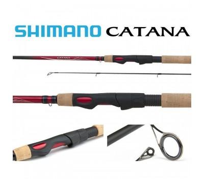 Спиннинг Shimano Catana EX Spinning ML 2.40м. тест: 7-21 гр.