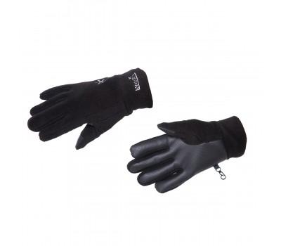 Перчатки ветрозащитные NORFIN Fleece Black