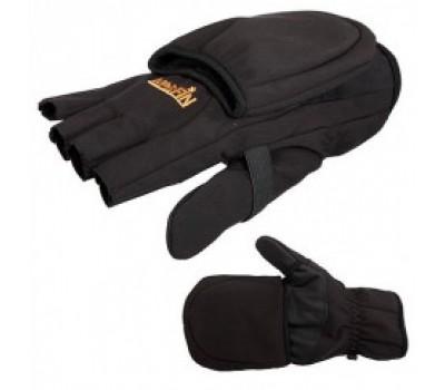 Перчатки - варежки ветрозащитные NORFIN SOFTSHELL