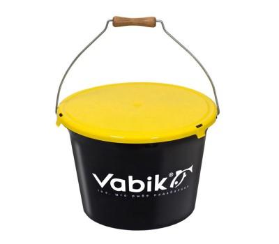 Ведро для прикормки Vabik PRO 13л.