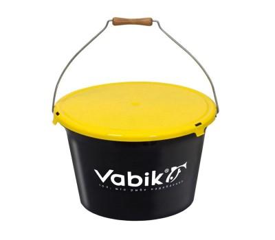 Ведро для прикормки Vabik PRO 25л.