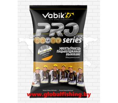 "Прикормка - "" Vabik "" ( PRO ) « Golden Force » !!! для крупного ЛЕЩА !!!"